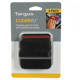 TARGUS CLEANVU PADS 3 PACK