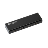 TARGUS HUB USB 2.0 (4-PORT) WITH DETACHABLE 60cm CABLE
