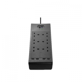 TARGUS SMART SURGE 6 WITH 4 USB PORTS