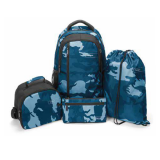 TARGUS BP 15.6 BLUE CAMO