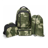 TARGUS BP 15.6 Inch GREEN CAMO
