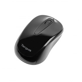 TARGUS MOUSE WL OPTICAL W600 (BLACK) - COMPACT SIZE