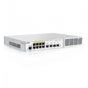 RUIJIE CLOUD MANAGED SWITCH, 10 GE PORT, 2 GE SFP (NON COMBO), 8 POE PORT