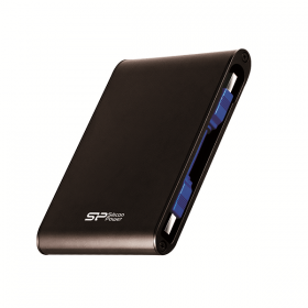SILICON POWER EXT HDD A80 1TB - BLACK